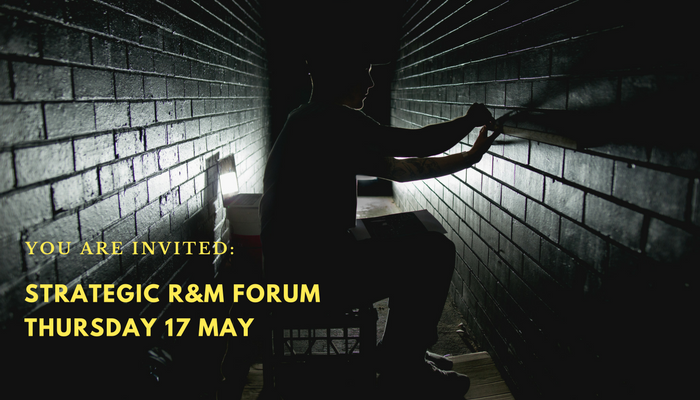 Join our strategic R&M forum as we debate the keys to building a high-performance culture