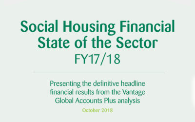 Find out how the sector is performing against the new RSH metrics in our Financial State of the Sector Report FY17/18