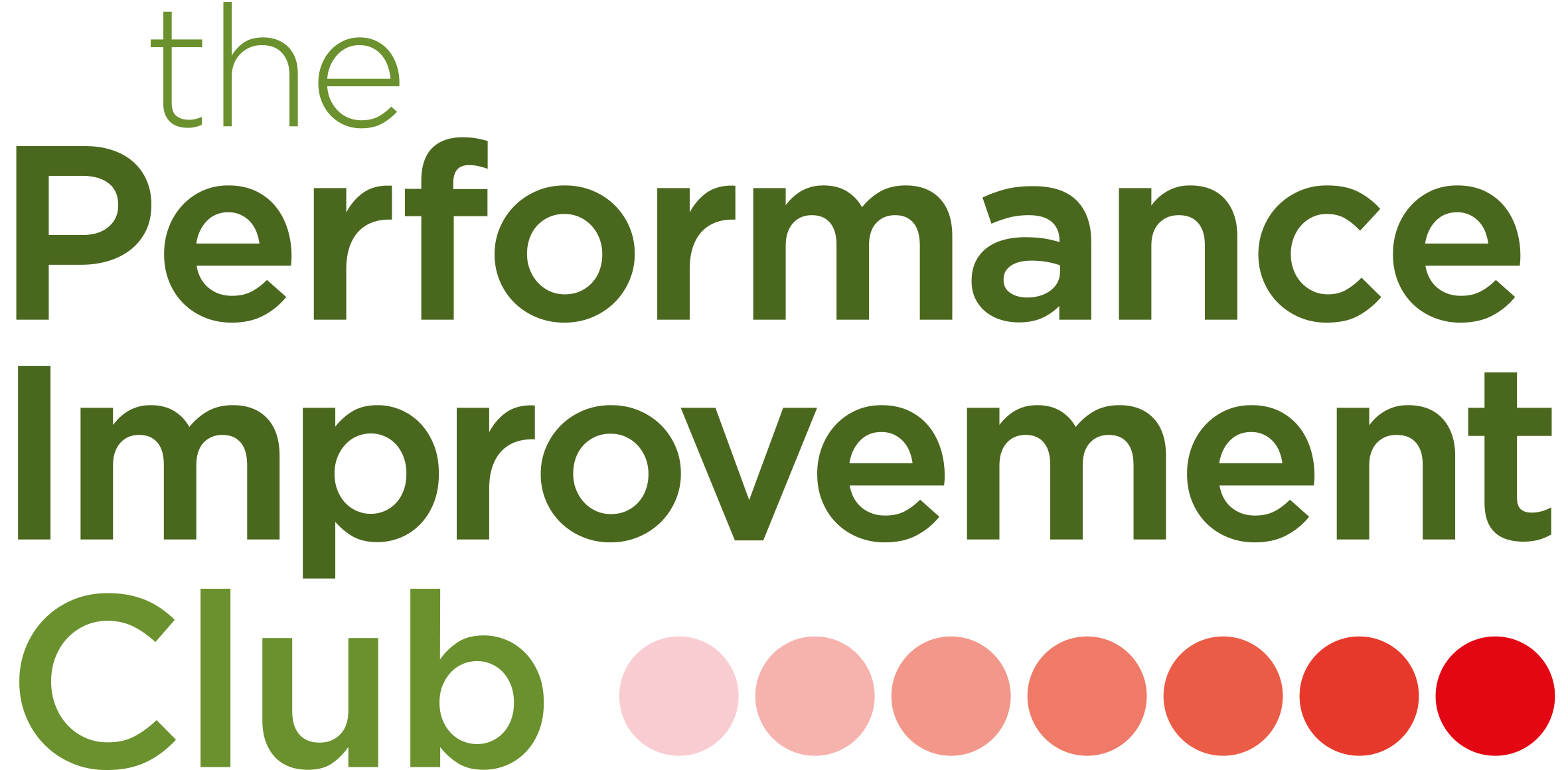 Performance Improvement Club