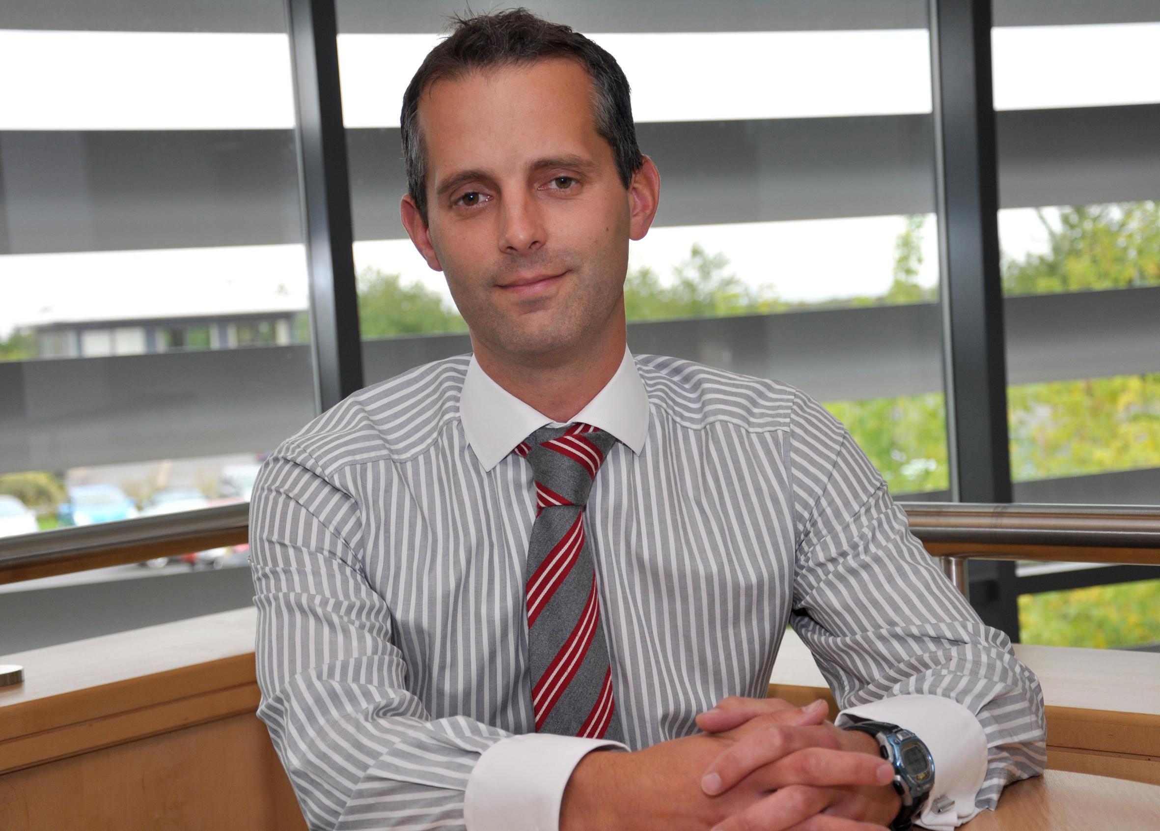 PI Club Member Spotlight: Rob Griffiths, Longhurst Group