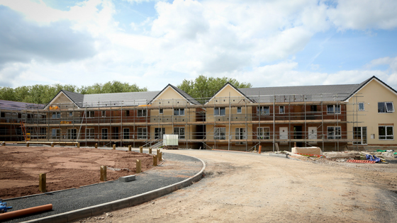 A Tale of Two Housing Associations