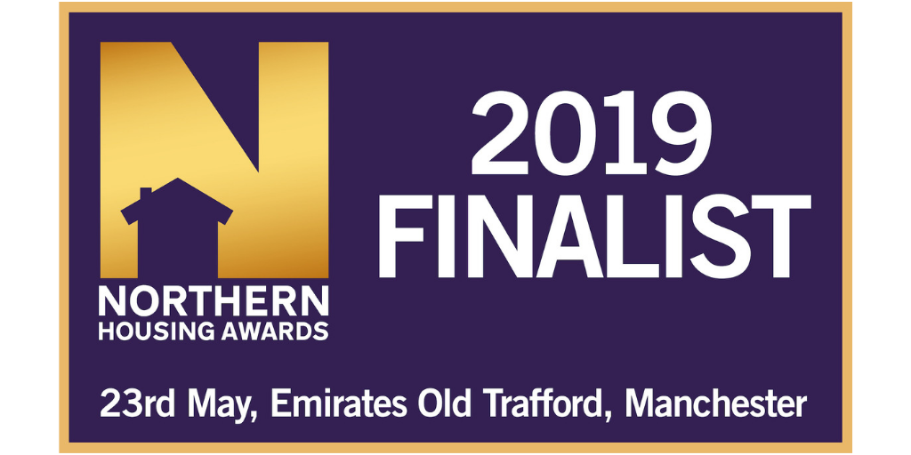 Vantage Shortlisted for Northern Housing Awards 2019