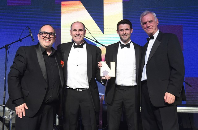 Vantage Scoop Consultancy of the Year Award