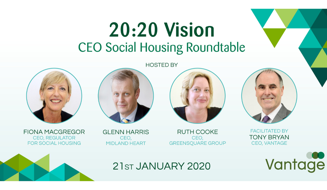 20:20 Vision – CEOs Roundtable Event