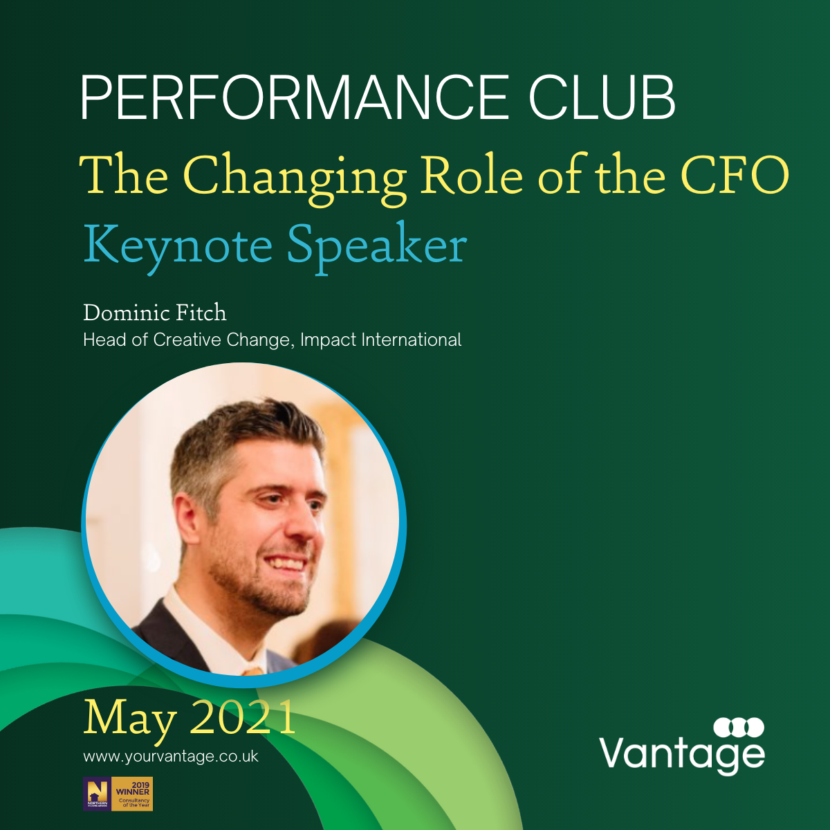 Event: The Changing role of the CFO