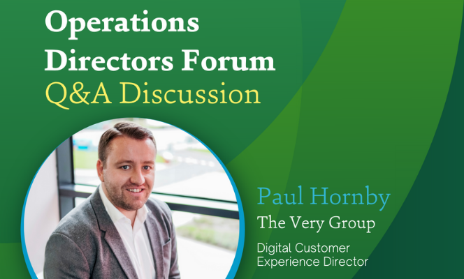 Digital Customer Experience Q&A Discussion 13th May